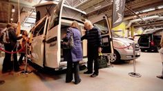 Volksleisure at the NEC
