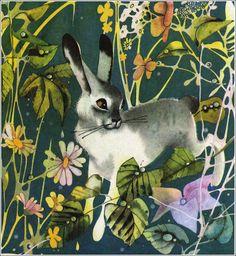 Elizaveta Stewart.  The Magic Wand. Poems for Children  Illustrator Svetlana Kim, 1975.