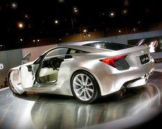 Lexus LFA Exotic Car Wallpaper