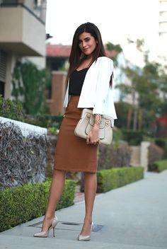 30-Chic-Work-Outfits-to-Wear-this-Summer_sazan.jpg (500×747)