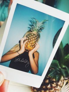 Polariod Picture, Polaroid Photography Ideas, Polaroid Pictures Photography, Pineapple Picture, Polaroid Camera, Summer Polaroid, Poloriod Pictures Ideas, ...