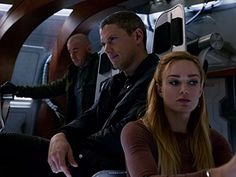 Wentworth Miller, Dominic Purcell, and Caity Lotz in Legends of Tomorrow Legends Of Tommorow, Dc Legends Of Tomorrow, Find Picture, Picture Photo, Captain Canary, Nick Zano, Jes Macallan, Show Me Pictures, Leonard Snart