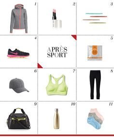 Mizhattan - Sensible living with style: *FRIDAY FRUGAL FINDS* Après Sport