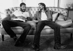 Tom Hardy and Christian Bale - Imgur