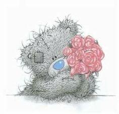 nounours fleure