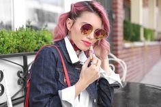 Ysl Beauty, Round Sunglasses, Saints, Vintage, Fashion, Moda, Fashion Styles, Vintage Comics, Fashion Illustrations