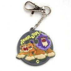 Exclusive Animal Jam keychain!