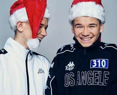 from last Christmas when we took these pictures🎅🏽 Hope everybody's gonna have a wonderful christmas, we love every single one of you… Merry Christmas Wallpaper, Last Christmas, Great Friends, Hair Humor, Adidas Jacket, Rain Jacket, Windbreaker, Mac, Singer