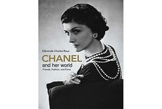 Chanel and Her World   In this beautiful volume, the glorious life of the incomparable Coco Chanel shines again through hundreds of illustrations and the lively prose of Edmonde Charles-Roux, her official biographer and close friend. The staggering collection of photographs amassed by the author over decades of friendship with Chanel sheds new light on one of the great stories of the modern age.