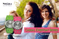 """Nemesis Casual Everyday Series Watches for Women start from $37.95 Use Discount Code """"SALE"""" to Get 20% Off!"""