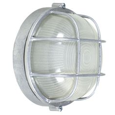 """BACK PORCH Anchorage Bulkhead Lights, Wall Mount Fixture 