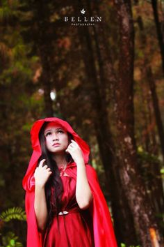Bellen Photography, Photography, Red Riding Hood