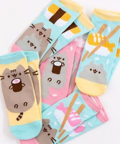 Sushi Pusheen Ankle Socks 2019 Sushi Pusheen Ankle Socks The post Sushi Pusheen Ankle Socks 2019 appeared first on Socks Diy. Pusheen Shop, Pusheen Stuff, Pusheen Birthday, Kawaii Room, Cute Socks, Fat Cats, Kawaii Clothes, Kawaii Cute, Ankle Socks