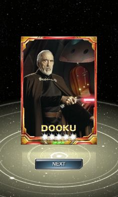 Count Dooku - Custom Star Wars: Force Collection Card by Count Dooku Fan Count Dooku, Counting, Star Wars, Fan, Stars, Movie Posters, Fictional Characters, Collection, Film Poster