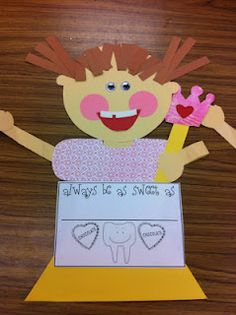 Read Silverlicious and write letters to the tooth fairy!