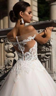 Wedding Dress by Milla Nova White Desire 2017 Bridal Collection - Diamond