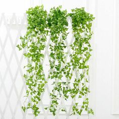 5x2.4m Artificial Ivy Leaves Vine Hanging Ivy Leaf Garland Foliage Wedding Party