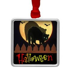 Halloween Metal Ornament - Halloween happyhalloween festival party holiday