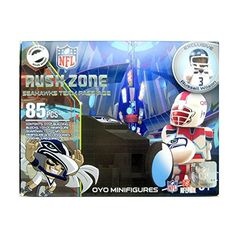 NFL Seattle Seahawks Game Time Set by OYO $134.99 Includes a full ...