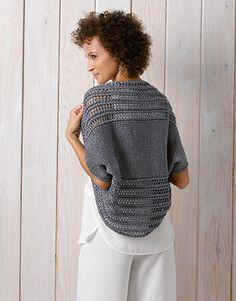 Book Woman Chic 89 Spring / Summer | 13: Woman Short Jacket | Dark grey-Silver