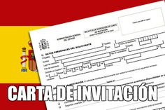 Abogados divorcio Cádiz: CARTA DE INVITACIÓN A FAVOR DE UN EXTRANJERO, LA L...