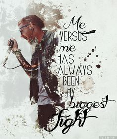 Matty Mullins-Memphis May Fire Memphis May Fire, Band Quotes, Music Quotes, Emo Quotes, Christian Metal, Screamo, Warped Tour, Mike Shinoda, A Day To Remember