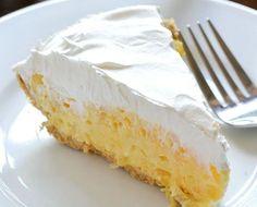 La recette facile de tarte aux ananas (prêt en 5 minutes)!