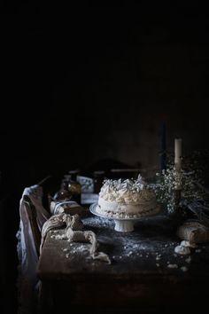 Christmas 'Buche de Noel' Cake #HortusChristmas