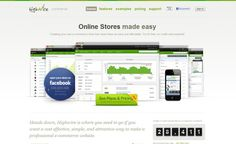 Highwire offers fully-featured, hosted e-commerce. Features include order management, customer management, product management, and marketing. Users can choose from available templates as a starting point, or designers can take advantage of full HTML and CSS control to design custom templates.    Pricing starts at $19.95 per month for unlimited products, sales volume, unlimited bandwidth, and 100 MB of file storage. No transaction fees are assessed by Highwire. A 30-day free trial is…
