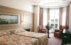 Vistas Hotel de Londres Y de Inglaterra en San Sebastián, Donostia.