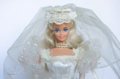 DREAM BRIDE BARBIE - Wedding Romance in Satin and Lace 1991 | Flickr - Photo Sharing!