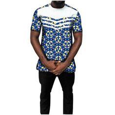 HANA+DORA Mens Oxford Color Block Button Down Dress Shirt Shirt with Pockets