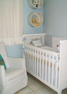46 quartos de bebê projetados por profissionais de CasaPRO - Casa