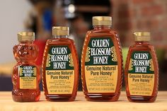 The Thrifty Housewife: Review/Giveaway Golden Blossom Honey