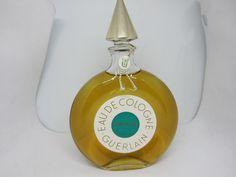 36b8a3724a Guerlain Mitsouko 90 ml 3 oz Eau de Cologne EDC perfume 18Sep2A-T #Guerlain