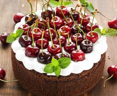 Relatives are often the worst people you know. The ugliest souls you see. The rotten cherry on your happy life cake. Friends are better people than bloody relatives. Sweet Cherries, Whipped Cream, Chocolate Cake, Are You Happy, Acai Bowl, Cherry, Pudding, Fruit, Breakfast