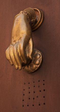 SMA Door Knocker 5 by barbdpics, via Flickr