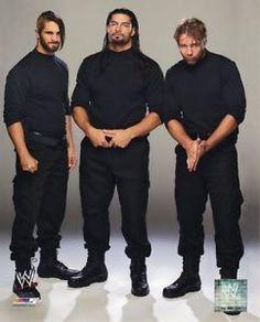 roman reigns wwe the shield | WWE-THE-SHIELD-DEAN-AMBROSE-SETH-ROLLINS-ROMAN-REIGNS-NEW-WRESTLING ...