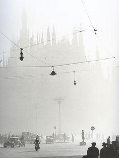 La Cathédrale, 1950 / Gastone Lombardi