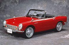 Honda|SPORTS DRIVE WEB|Honda Sports Cars|SPORTS 360/S500/S600/S800