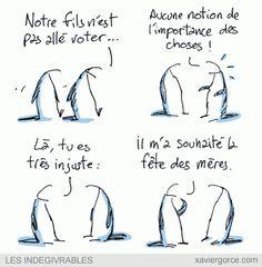 Xavier Gorce - Les Indégivrables _14_22_02