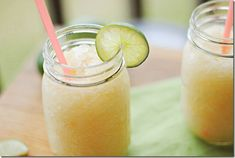 Skinny beer-garita....yummy and you can curb the calories based on the recipe you choose to use!