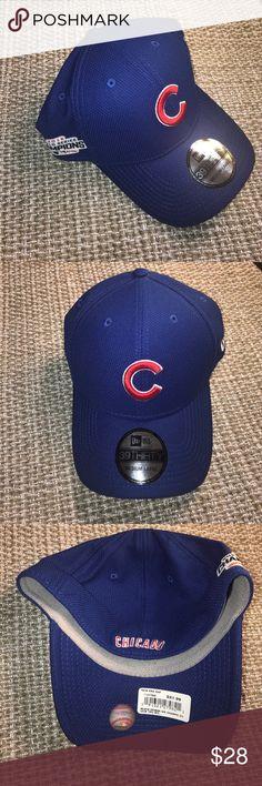New Era Cap Chicago Cubs 2016 World Series Hat New New Era Accessories Hats