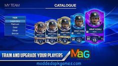 ICC Pro Cricket 2015 Unlimited Gold And Silver Apk Mod Hack Full