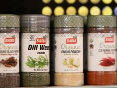 Spice Up Your Baby's World – Learn about adding Spices and Herbs to Baby's Homemade Baby Foods