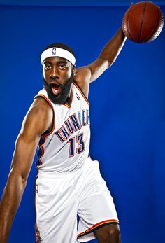 James Harden - Fear the Beard!