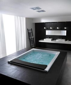 I don't understand why people say I have unreasonable expectations?!? #luxurybathroom