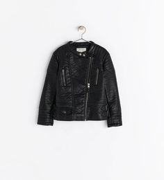 BIKER JACKET from Zara Girls AW14