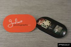 Diecut Business Cards | Business Cards | The Design Inspiration