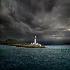 Oban, west coast of Scotland